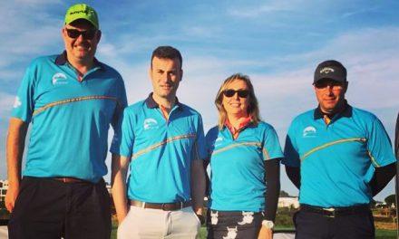Ganadores liga PGA Extremadura